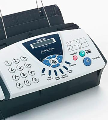 Review of Brother International BR-Fax575 Fax Machine
