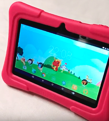 Review of Dragon Touch Y88X Plus Kids Tablet with Pre-installed Kidoz