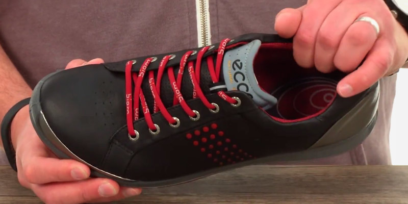 Review of ECCO Biom Hybrid 2 Hydromax Golf Shoe