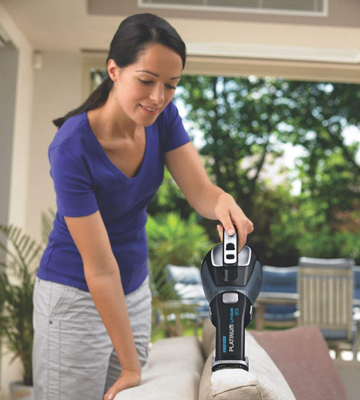 Review of Black & Decker BDH2000L 20-Volt Max Lithium Ion Battery Cordless Hand Vacuum