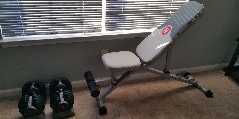 Detailed review of Nautilus Universal 5 Position Weight Bench