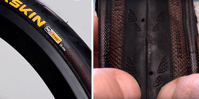 Continental GatorSkin DuraSkin Tire in the use