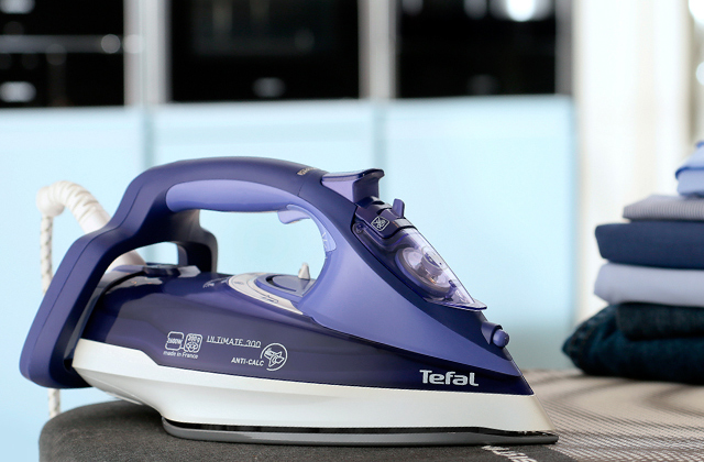 Best Tefal Steam Irons for Perfect Ironing Results