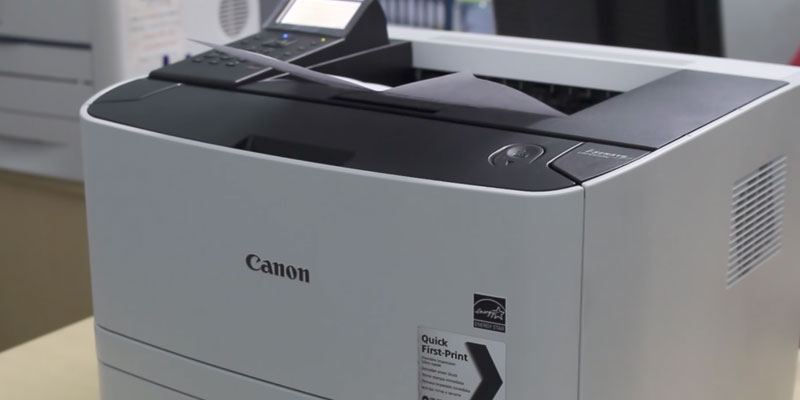 Review of Canon ImageCLASS LBP251dw Monochrome
