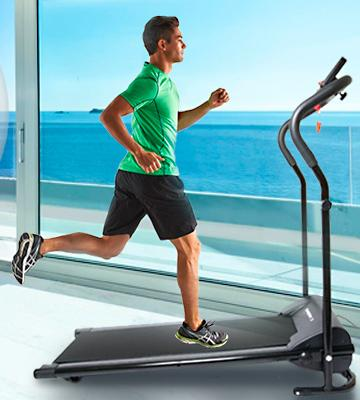 Review of Confidence Power Plus Motorized Electric Treadmill