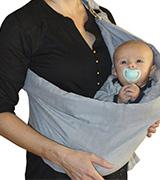 Baby Womb World Perfect Carrier Fully Adjustable Ring Sling