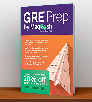 Review of Magoosh Kindle Edition GRE Prep