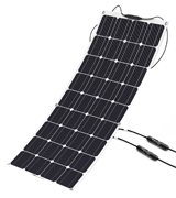 ALLPOWERS AP-SP-008-BLA Solar Panel 100W 18V/12V