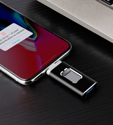 Review of PANGUK Flash Drive for iPhone and iPad