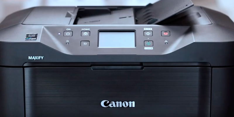 Canon MB2720 Wireless All-in-one Printer in the use