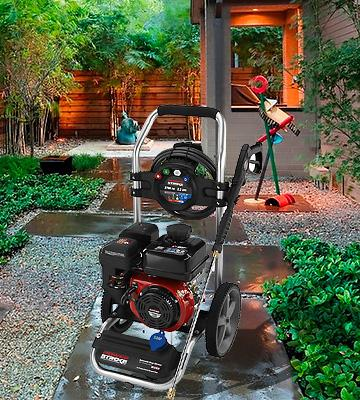 Review of Powerstroke PS80533 Gas Pressure Washer