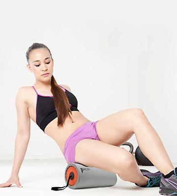 Review of Freory 3 in 1 Foam Exercise Roller