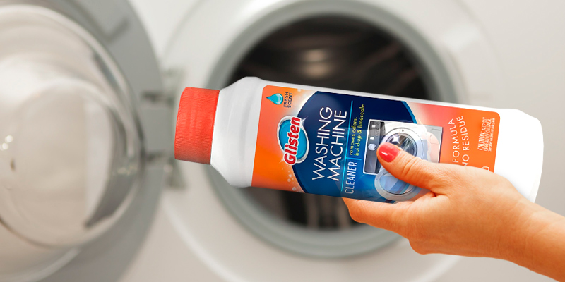 Review of Glisten Washer Magic Machine Cleaner