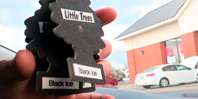 Review of Little Trees U6P-60155 Auto air freshener