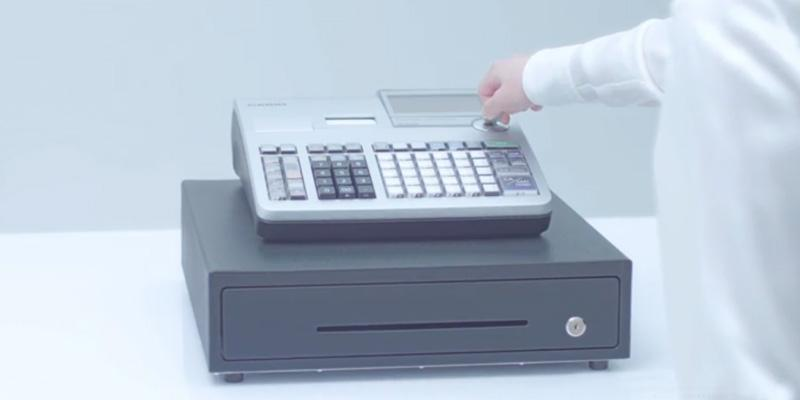 Detailed review of Casio PCR-T2300 Electronic Cash Register