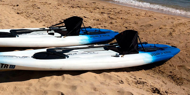 Review of Ocean Kayak Nalu Hybrid Stand-Up-Sit-On-Top Paddleboard
