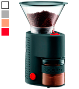 BODUM Bistro Electric Electronic Coffee Grinder with Continuously Adjustable Grind
