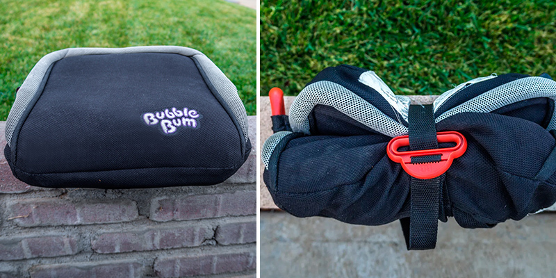 Review of BubbleBum Inflatable Backless Booster Car Seat