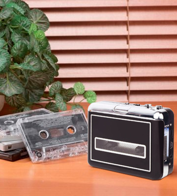 Review of Rybozen 4336302495 Cassette Player Portable