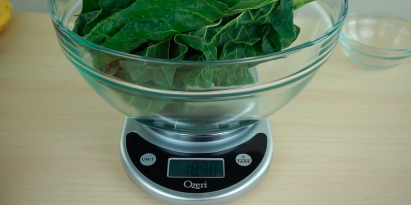 Detailed review of Ozeri ZK14-S Kitchen and Food Scale