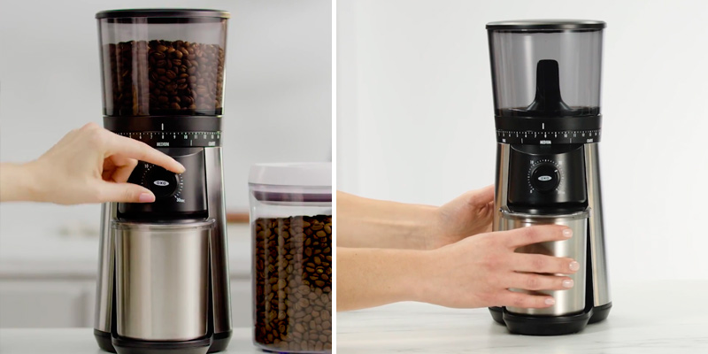 Review of OXO BREW 8717000 Conical Burr Coffee Grinder