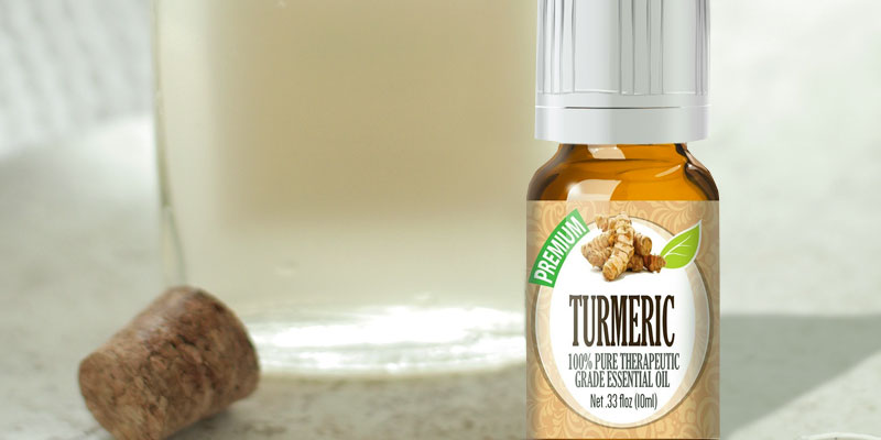 Review of Healing Solutions Turmeric 100% Pure Essential Oil