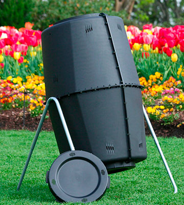 Review of Spin Bin Compost Tumbler