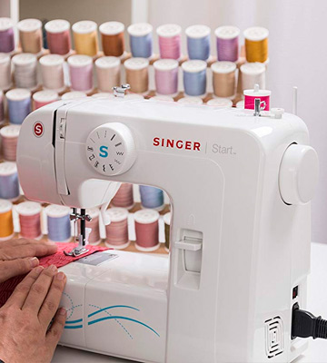 Review of SINGER Start 1304 Portable Sewing Machine