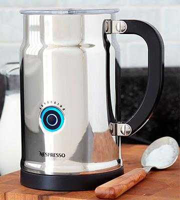 Review of Nespresso 3192-US Milk Frother