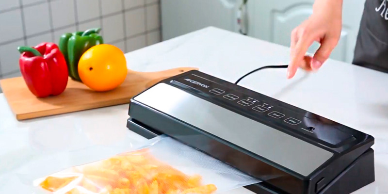 Review of GERYON E2900-MS Vacuum Sealer Machine