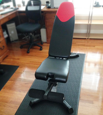 Review of Bowflex SelectTech 3,1 Adjustable Bench