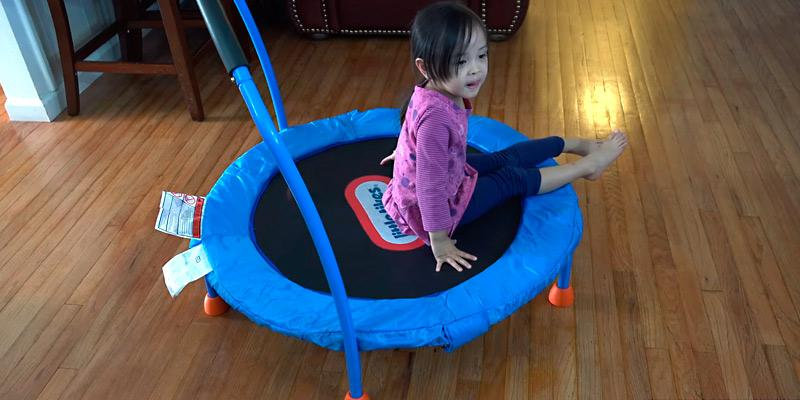 little tikes 3 trampoline instructions