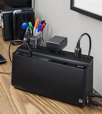 Review of APC BE600M1 Back-UPS 600VA UPS with USB charger
