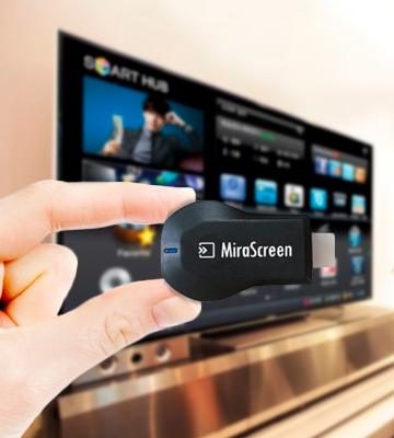 Review of Berfea MiraScreen OTA TV Stick Dongle Chromecast