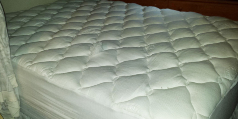 Review of ExceptionalSheets SYNCHKG040131 Bamboo Mattress Pad, Extra Plush Cooling Topper