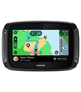TomTom Rider 550 Motorcycle GPS Navigation Device