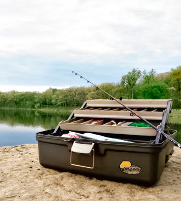 Review of Planon ___Tackle Box Large 3-Tray