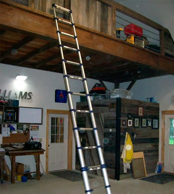 Review of Xtend & Climb 785P Aluminum Telescoping Ladder Type I Professional Series