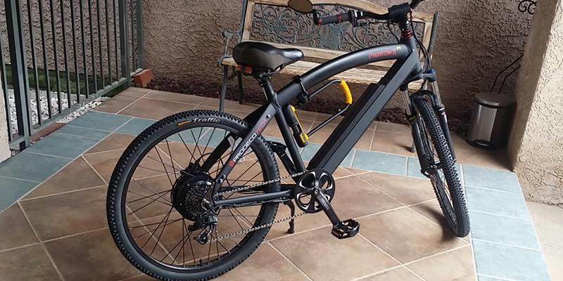 Review of Prodeco V5 Phantom X2 Folding 8 Speed 26-Inch