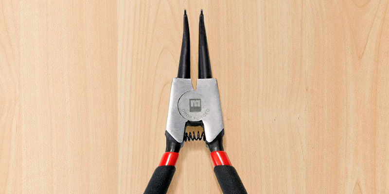 Review of Tekton 3572 7-Inch External Bent Tip Snap Ring Pliers