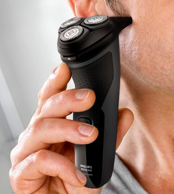 Review of Philips Norelco S1211/81 Shaver 2300