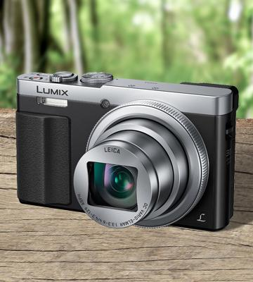 Review of Panasonic DMC-ZS50S LUMIX Camera