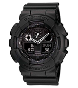 Casio G-SHOCK GA100-1A1 Military Series Watch