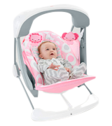 Fisher-Price CMR60 Deluxe Take-Along Swing & Seat