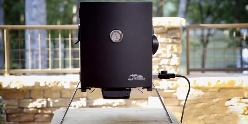 Review of Masterbuilt Portable Electric Smoker