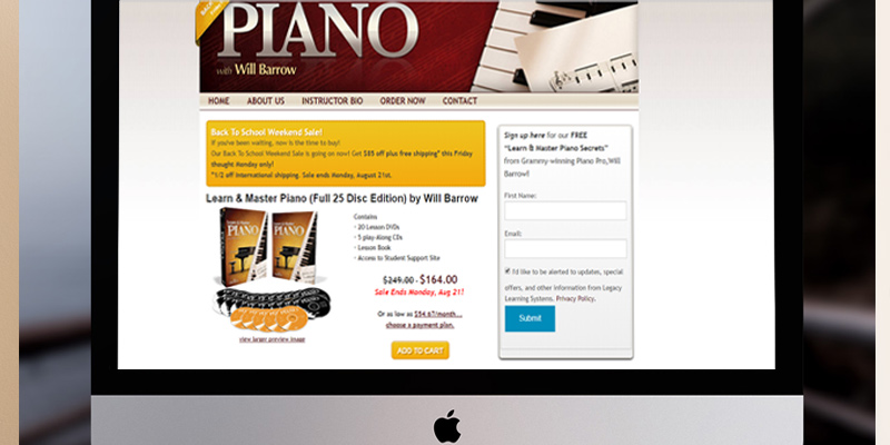 Review of Learn and master Piano Lessons
