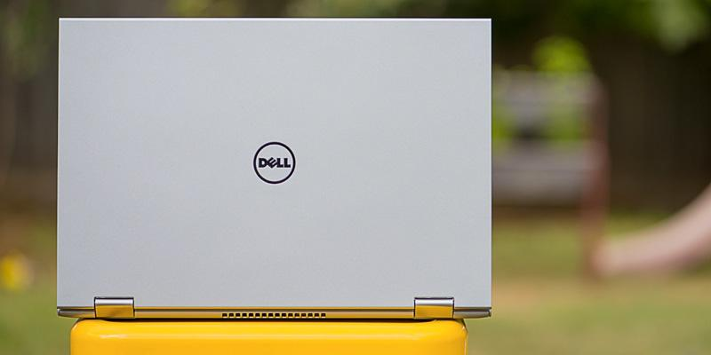 Dell i7348-7143SLV Convertible Touchscreen in the use