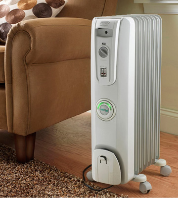 Review of Delonghi EW7707CM ComforTemp Portable Oil-Filled Radiator