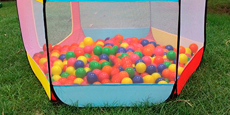 Review of Kiddey 6-sided Ball Pit for Kids Toddlers and Baby