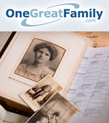 OneGreatFamily Genealogy & Family Tree